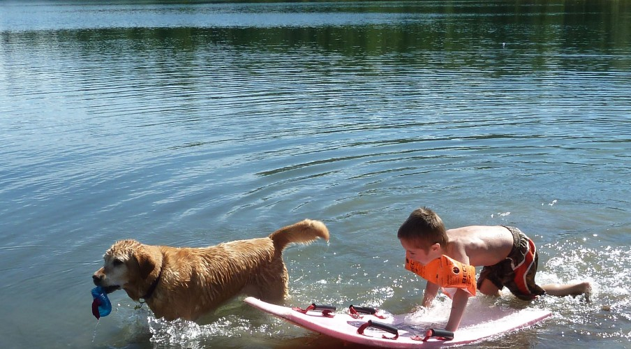 P1190665 Dog-kid
