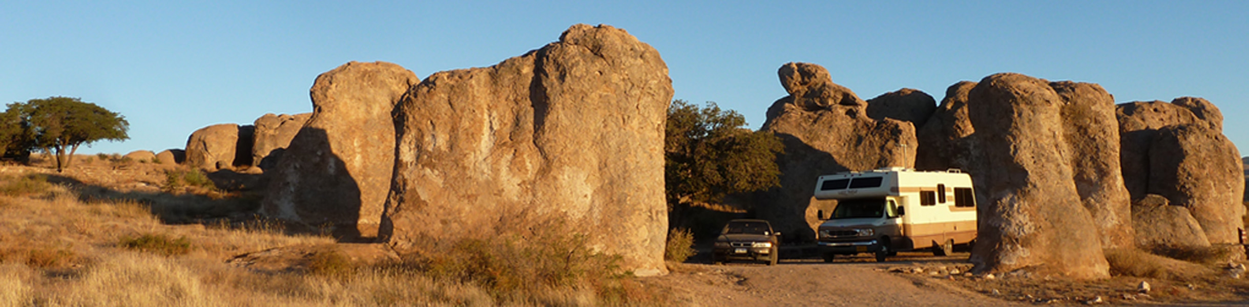 City of Rocks NM