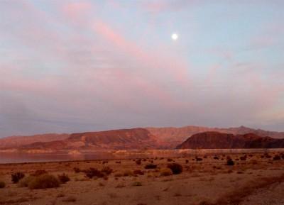 P1220208 Lake Mead sunset (Large)