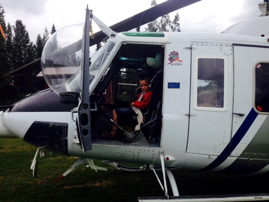 2014 Janek Helicopter