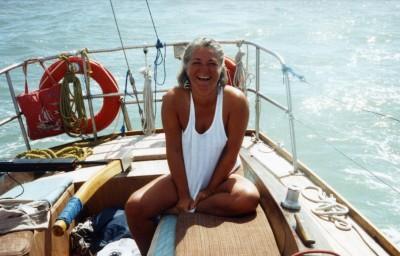Sailing Canada