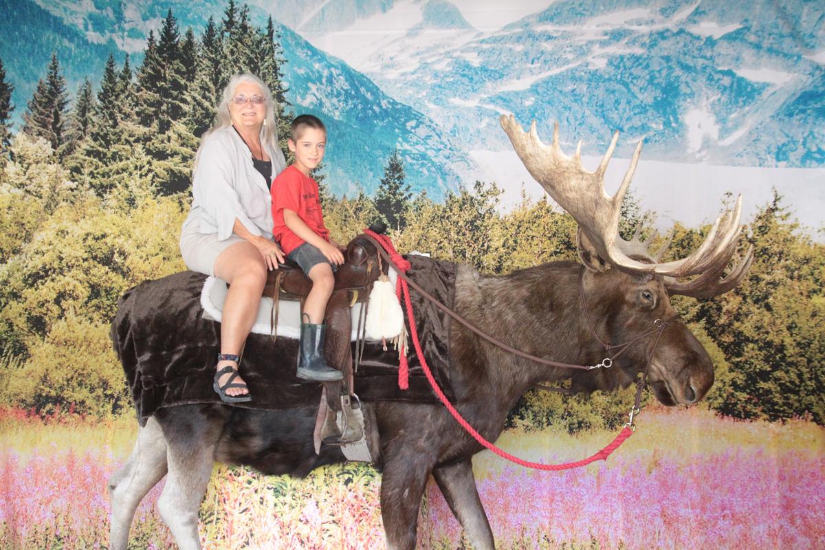 IMG_7640 Grandma and Janek on moose