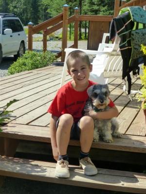 P1050727 Janek and dog (Large)