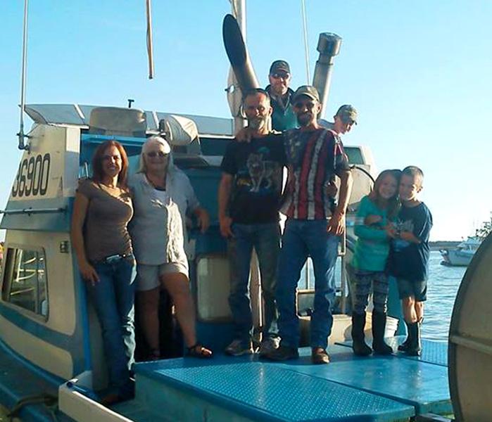2015 Family on Uff-Da