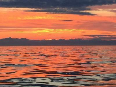 Uff Da sunset 2