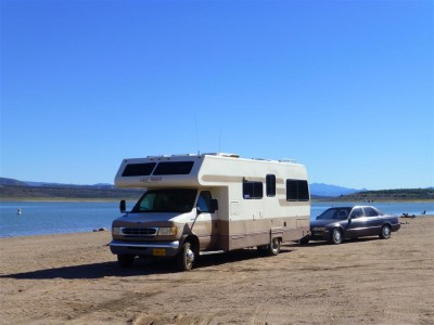 P1060579 Bermuda Flat lakefront camping at Roosevelt Lake