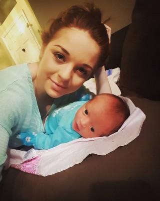 Mama-Baby Ava Rose Jan 2016