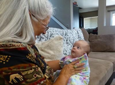 P1090019 with Grandma