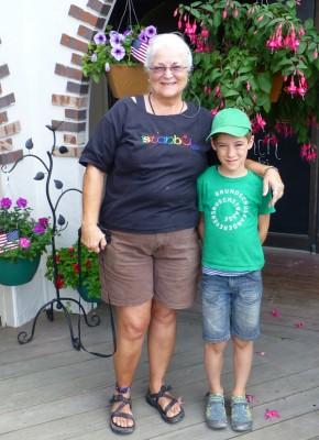 P1090262 Grandma and Janek