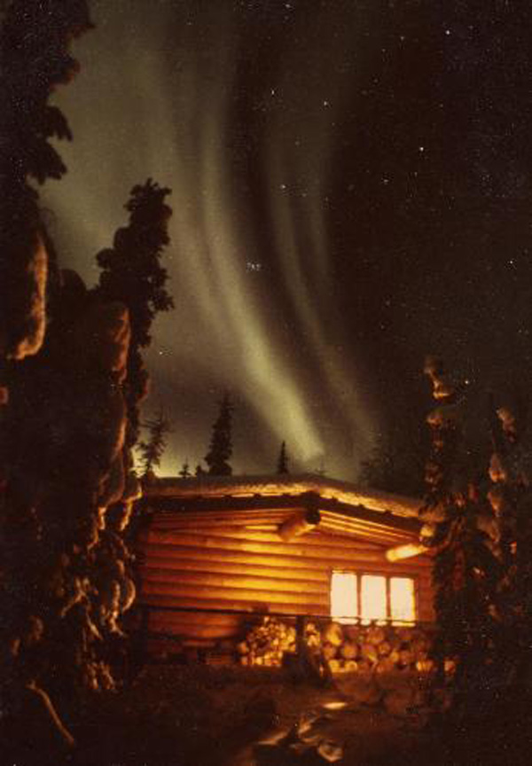 Cabin Fairbanks
