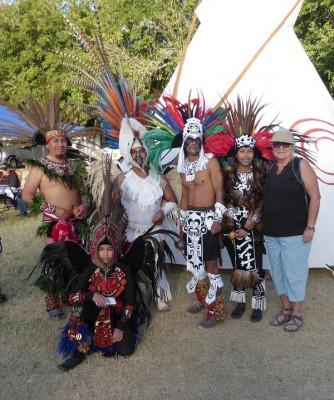 P1010842 with San Miguel de Allende dancers